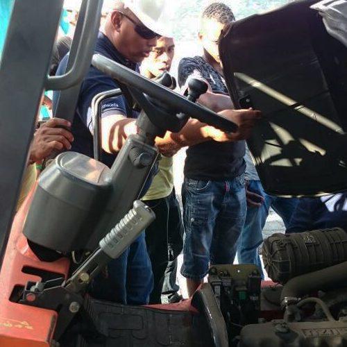 Conduite en sécurité des engins de chantier (toutes catégories)