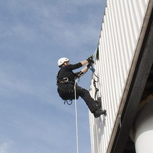 rope access techniques